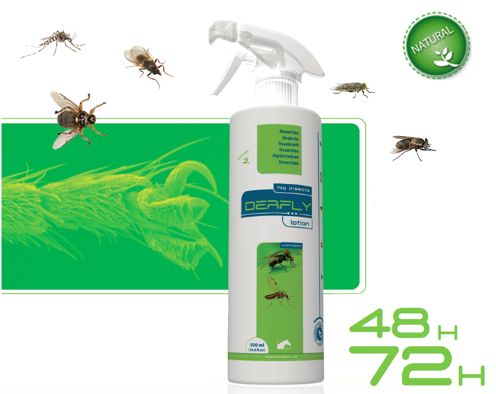 Sweet Itch & Fly Repellant