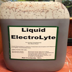 Blood Builders & Electrolyte Tonics